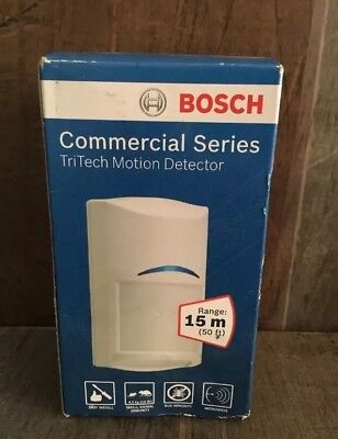Bosch ISC-CDL1-W15 Commercial TriTech Motion Detector ~NEW~