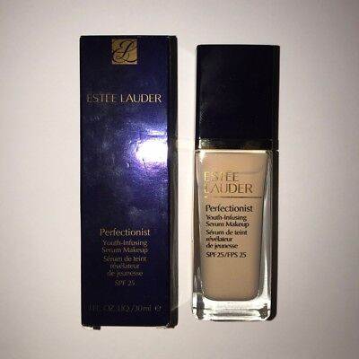 AUTHENTIC Estee Lauder Perfectionist Youth Infusing Serum Foundation SPF 25: 1N2