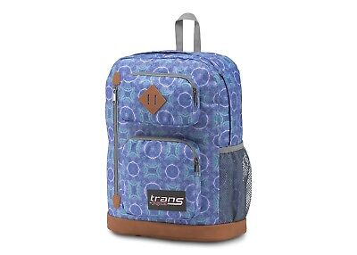 brand new e75d4 f637a Trans By JanSport Premier Collection School Backpack Crystal Kaleiso Mosaic