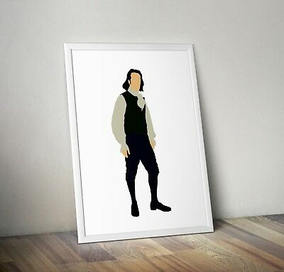 Hamilton, Poster, Print, Wall Art, Home Decor, Gift