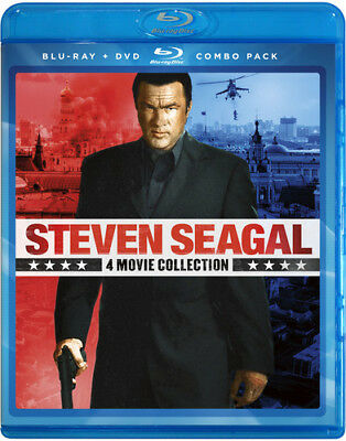 Steven Seagal 4-Film Collection Blu-ray