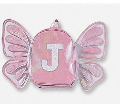 Justice Butterfly Wing Letter J Mini Backpack Last One!🦋