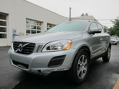2012 Volvo XC60 T6 VOLVO XC60 T6 2012 REPAIRABLE SALVAGEBLISS PANORAMIC ROOF LOW MILEAGE