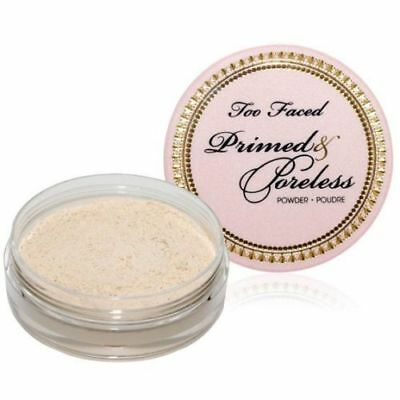 Too Faced Primed Poreless Skin Smoothing Priming Powder - New in Box - Authentic