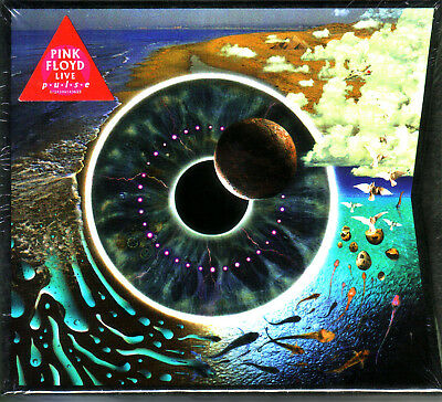2 CD (NEU!) . PINK FLOYD - Pulse (Live 1995 Wish you were here mkmbh