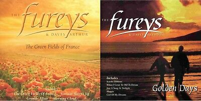 The Fureys & Davey Arthur - The Green Fields Of France & Golden Days | CD BUNDLE