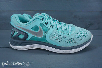 separation shoes c70b9 4506b ... Nike Lunareclipse 4 629683-302 Womens Size 10 Running Shoes Turquoise  Women s NIKE H2O REPEL.