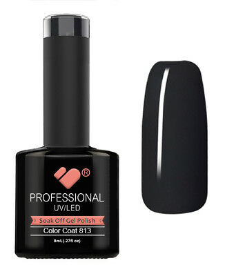 813 VB™ Line Very Dark Super Black - UV/LED soak off gel nail polish