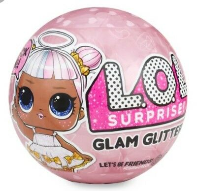 LOL Surprise Glam Glitter Series Doll Ball Big Sister L.O.L Kitty Queen Maybe?!?