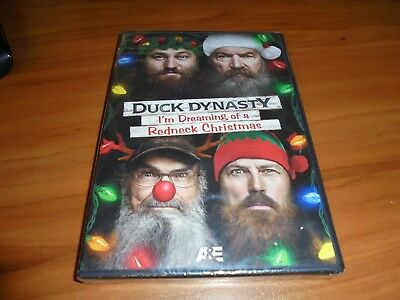 Duck Dynasty: I'm Dreaming of a Redneck Christmas (DVD, Widescreen 2013) NEW