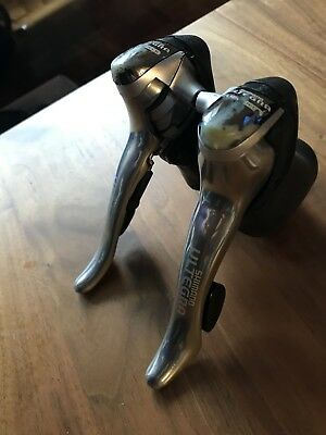 5789ccc9afa NEW SHIMANO ULTEGRA ST6510 6500 LEFT Shifter Road Bike Double 2 9 ...