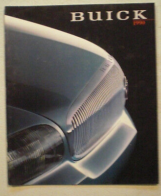 1990 Buick Sales literature