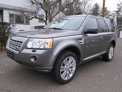 2009 Land Rover LR2 LR2 HSE LAND ROVER LR2 2009 HSE EASY DAMAGE REPAIRABLE SALVAGE CLEAN TRUCK!