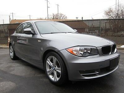 2011 BMW 1-Series 128i BMW 128i 2011 GREY COUPE RUNS WELL WITH LOW MILEAGE!
