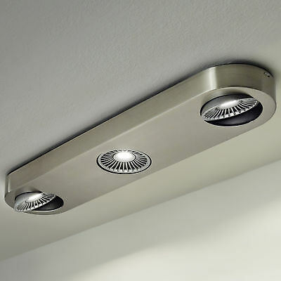 Mia Led Ceiling Modern/ Silver/Light Surface Mounted Spotlight Recessed Light