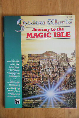 ICE - Rolemaster Shadow World: Journey to the Magic Isle (1989)
