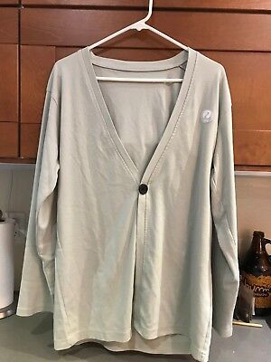 Japan Airlines JAL Business Class Sleeper Suit Sweater Night Shirt