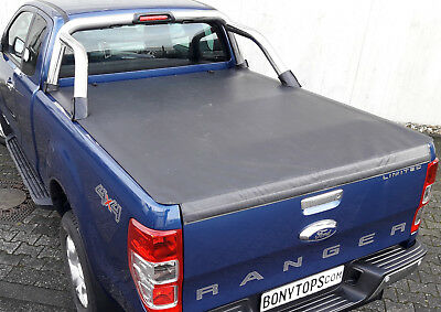 Ford Ranger Tonneau Softcover Extracab Limited2012-2013-2014-2015-2016-2017-2018