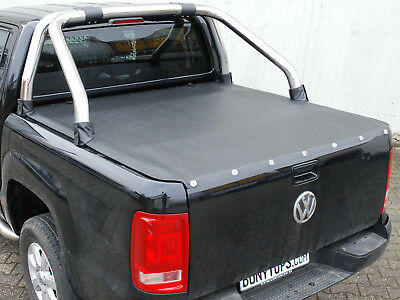 Vw Amarok Doublecab For Stylingbar Tonneau Soft Roll Cover To.2010--->