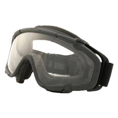 db7aace8bf OAKLEY SI BALLISTIC Goggle 2.0 BLACK CLEAR   GREY 7035-03 Military ...
