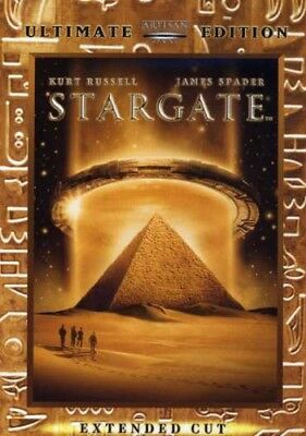 Stargate: The Movie (1994 Kurt Russell) (Ultimate Edition) DVD NEW