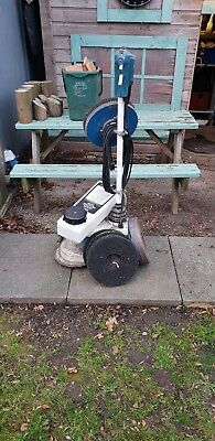 Victor Sprite 300 buffing machine/scrubber complete with drive plates water tank