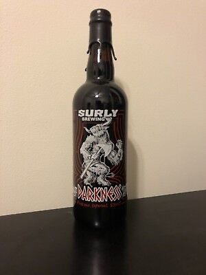 RARE   Surly Darkness 2018 Wax Dipped