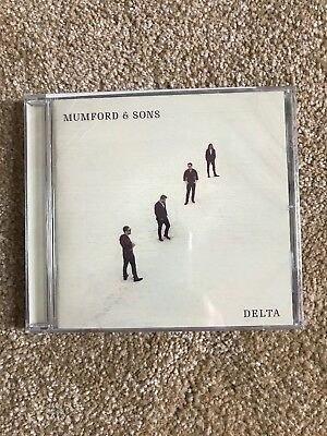 Mumford And Sons Delta New CD