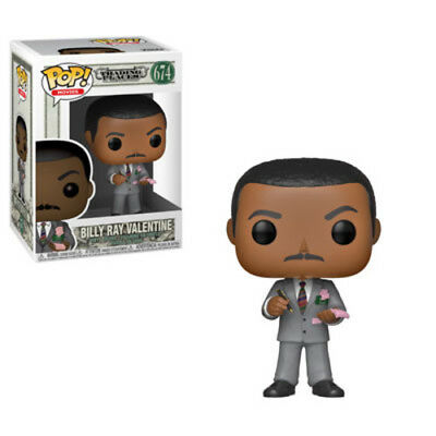 Trading Places - Billy Ray Valentine Funko Pop! Movies: Toy
