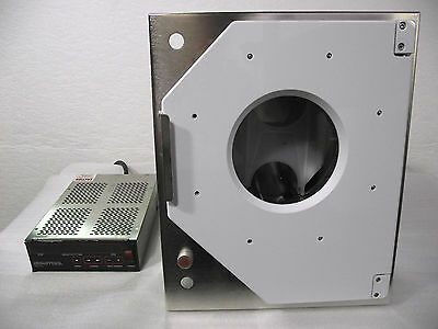 Mint! Semitool 2300S Spin Rinser Dryer  / PSC-101 Controller  w/ 4 Mo. Warranty
