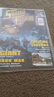 Starship Troopers The Official Poster Magazine January 1998
