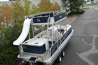 New-2585 Funship cruise pontoon boat