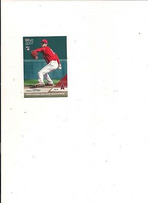2018 Topps Now Shohei Ohtani Rookie Card #ST-4, Angels, 3 HR's in 1st 3 Games!!