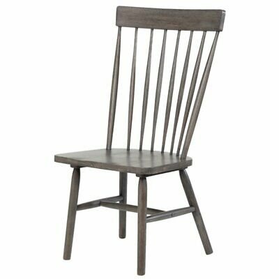 Remarkable Acme Ragenardus Dining Arm Chair In Gray And Antique White Bralicious Painted Fabric Chair Ideas Braliciousco