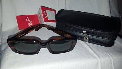 ⭐️vintage Ray Ban Sunglasses-With Case Genuine Original  Quality Ray Bans⭐️