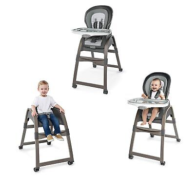 Ingenuity Trio 3-in-1 Piper High Chair, Feeding Booster Child Toddler 3DAYSH