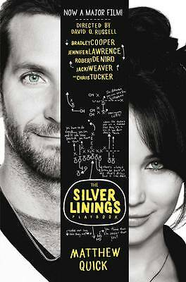 The Silver Linings Playbook by Matthew Quick NEW (Paperback) Book