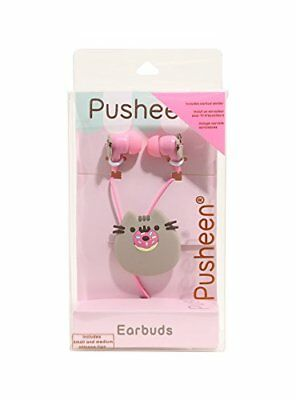 Pusheen The Cat! Donut Earbuds