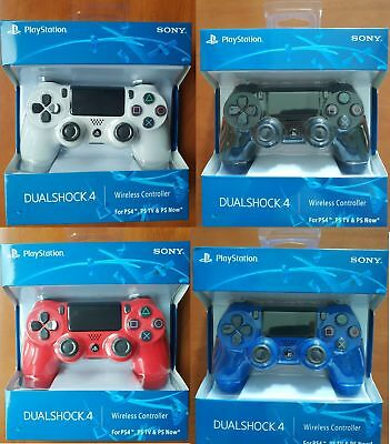 Genuine Game Controller New DualShock Wireless Gamepad For Sony PS4 CA Free Ship