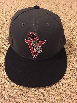 Salem-Keizer Volcanoes Authentic MiLB Hat (size 7 1 2 e809df79caf