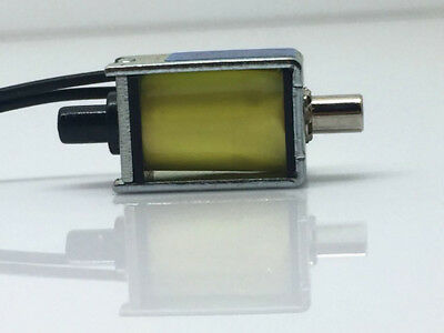 DC 5V 6V Mini Micro Electric Solenoid Air Valve N/C Normally Closed Type Control