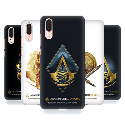Official Assassin's Creed Origins Crests Hard Back Case For Huawei Phones 1