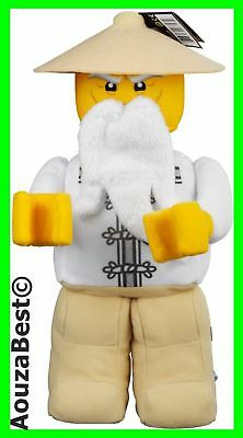 LEGO 853765 Ninjago Movie Master Wu Minifigure Plush New