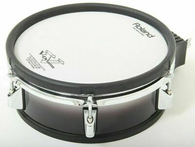 "Roland PD-105 10"" Dual Zone/Trigger Mesh Electronic Drum Pad Electric Kit"
