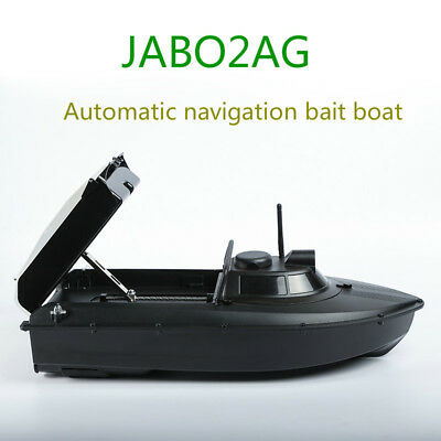 RC Futterboot Köderboot Baitboat rückwärts 2AG 10A Super*
