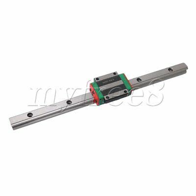 HG15 Silver Linear Rail Guide with 47mm Width HGW15CC Carriage Block