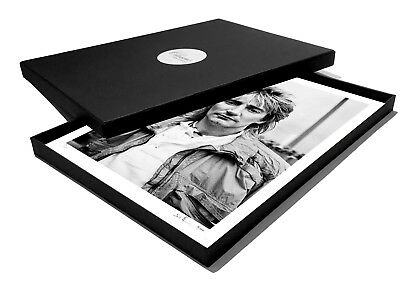 Rod Stewart Limited Edition Fine Art Collectors Photo - Edition 1