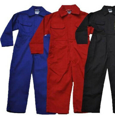 Kids Boilersuit,coverall Various Sizes Job Lot Of 17. Brand New In Separate Bags