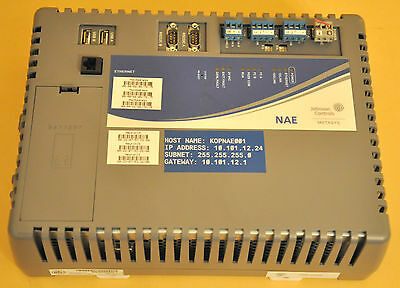 New Johnson Controls Metasys MS-NAE5511-1 MS NAE 5511 5510 Controller Ver 7.0