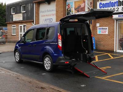 Ford Tourneo Connect 1.5TDCi Powershift Zetec WHEELCHAIR ACCESSIBLE CAR WAV